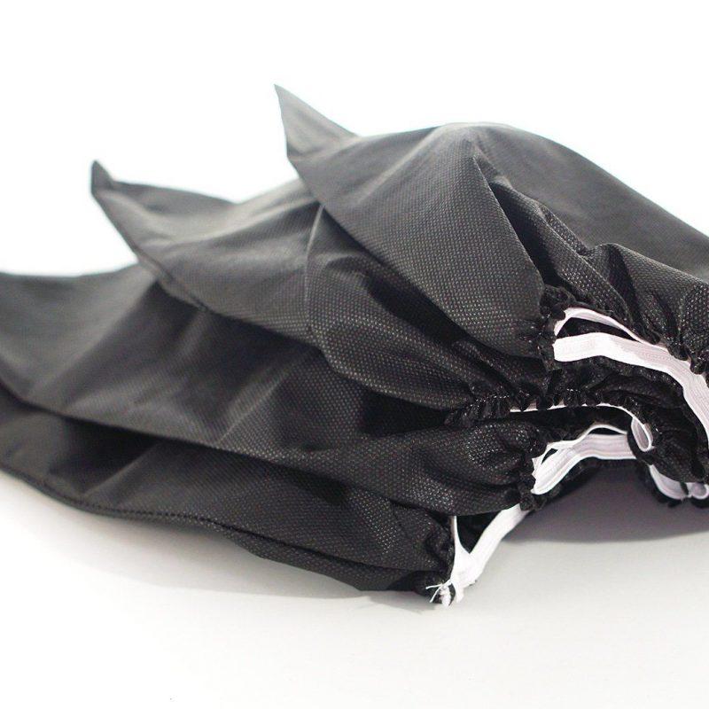 Комплект мішечків для витяжки-пилососа (чорні, багаторазові)