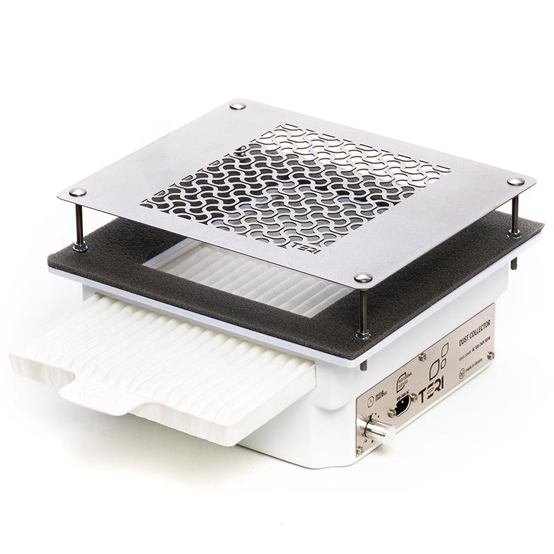 Вбудована манікюрна витяжка Teri 600 з НЕРА фільтром