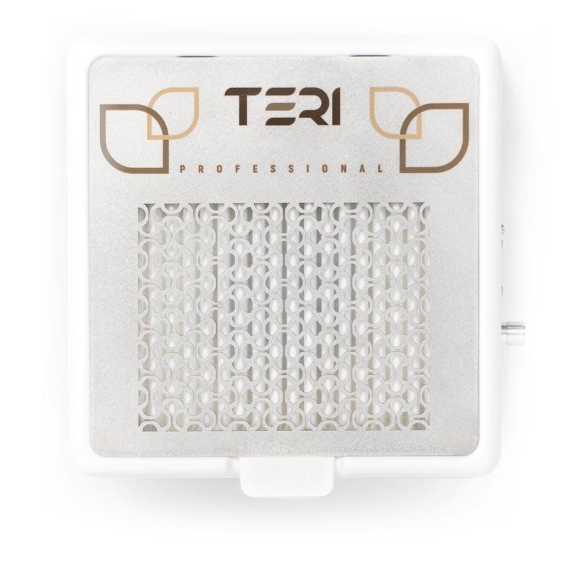 Настольная вытяжка для маникюра Teri 600 M с HEPA фильтром вид сверху